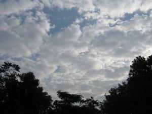 ท้องฟ้ายามเช้า